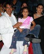 Ajay and Kajol Family