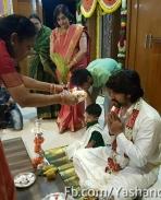 yash marriage photos