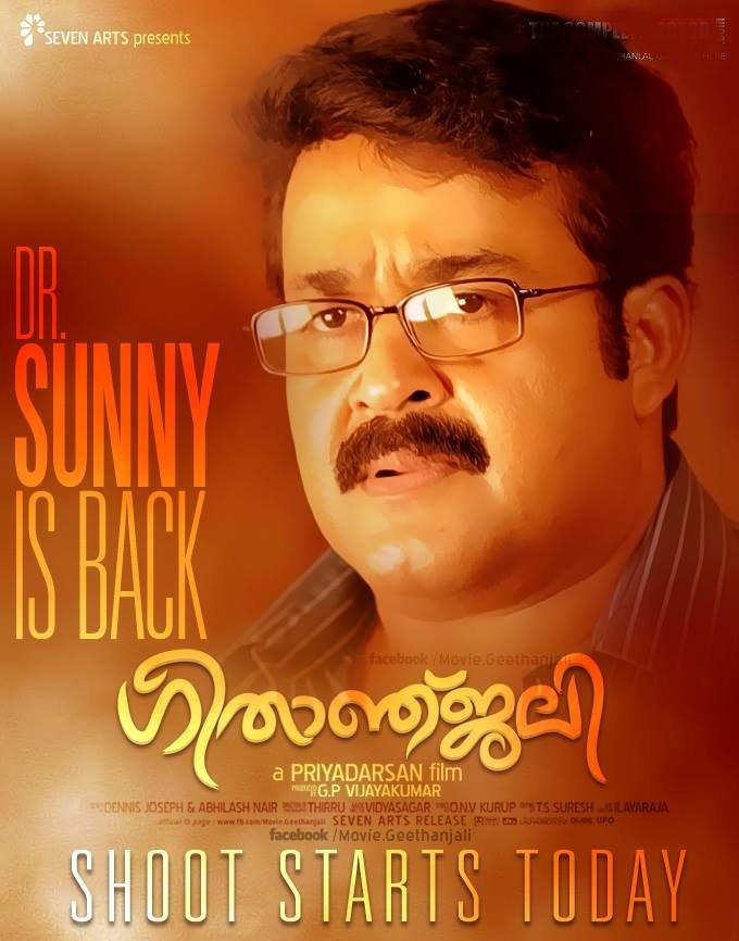 Dr Sunny back