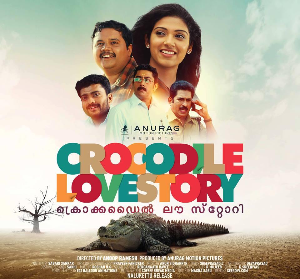 Love Meg Malayalam: Crocodile Love Story Fan Photos