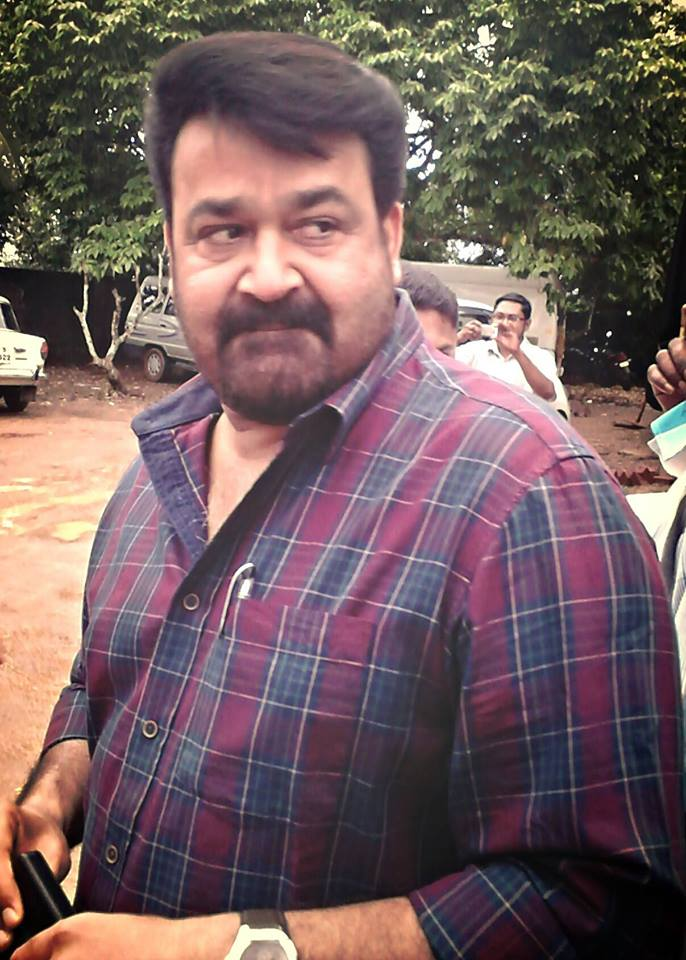 LALETTAN IN THE SET OF GEETANJALI