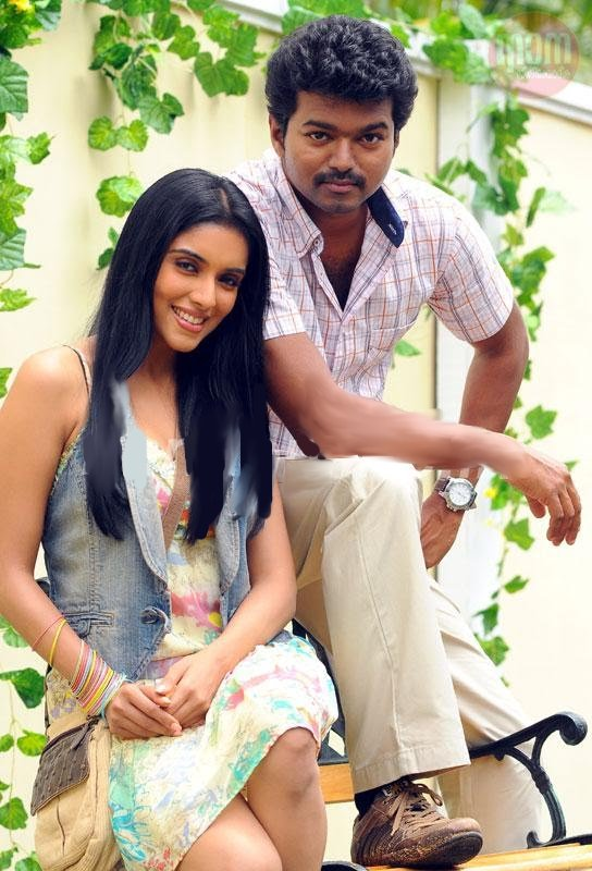 Vijay and asin