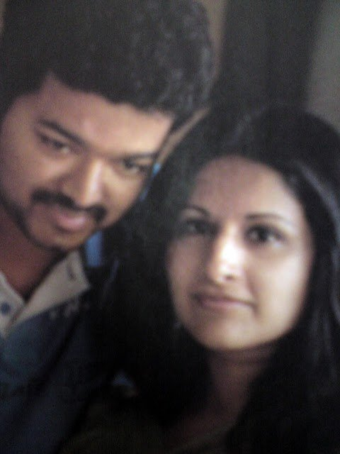 Vijay and sangeetha