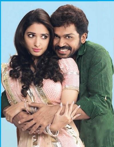 Karthi & Tamanna
