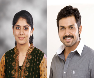 Karthik & Ranjani