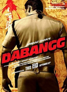 Dabanng... Kickstarting this eid.. catch the man....