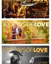 100 Days Of Love Posters