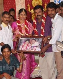 Neeya Naana Gopinath Marriage Stills