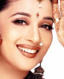 The Gorgeous Actress Madhuri