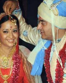 ReemaSen marriage photo