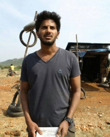 dulquer in location