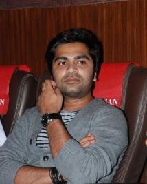 Simbhu at UTP Premiere show