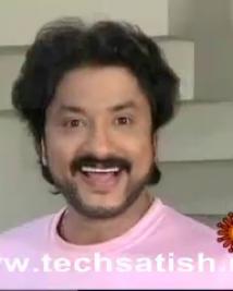 Ramji smileing
