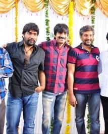 Nippu movie launched