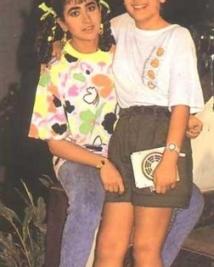 Karishma and Kareena