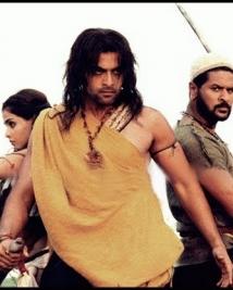 Genelia,Prthviraj & Prabhu deva