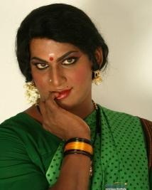 Vishal in lady getup