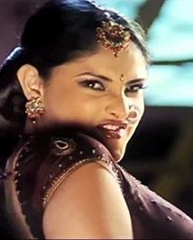 Aadi movie song yenu majanu stills