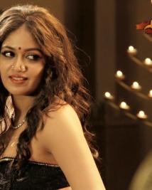 Meghana Raj hot in allama movie