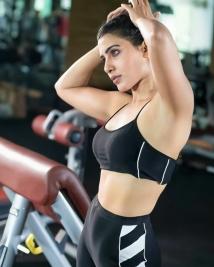 samantha latest workout pics