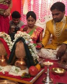 Pavan Wadeyar Engagement Photos