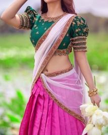 Nabha naresh latest stills