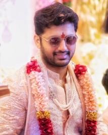 pawan kalyan at nithin marriage