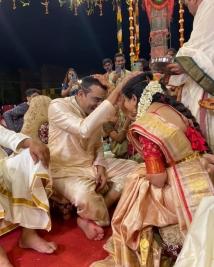 singer sunita wedding photos