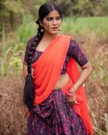 Aadhirai latest stills
