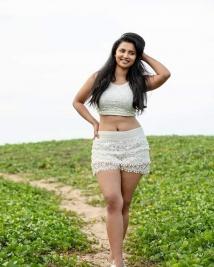 Anicka Vikhraman latest stills