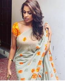 sri nikha latest stills