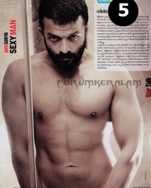 Jayasurya Six Pack Body Building Physique muscles HOT Malayali hUNK SEXY ABS WORKOUT GYM makeover fi