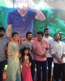 Leader movie launch photos