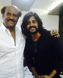 Superstar with Kannada actor
