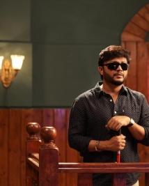 sakath movie latest stills
