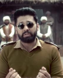Avane Srimannaryana movie teaser cuts