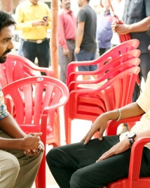 Naachiyar Tamil movie photos