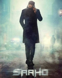 Saaho latest photos