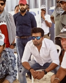 Saaho latest photos Set 1