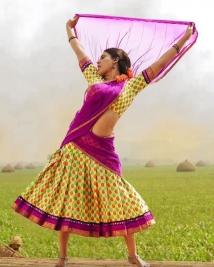 rangasthalam movie latest pics from Rangamma Mangamma