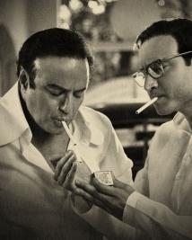 sumanth and balakrishna in ntr biopic