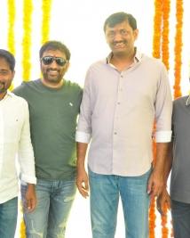 Amar Akbar Anthony movie launch pics