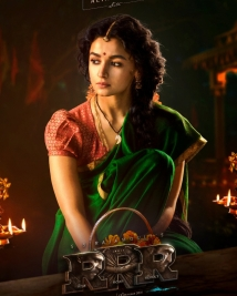 Alia Bhat as Sita in RRR