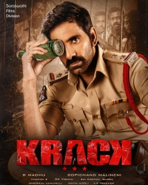 krack movie latest poster