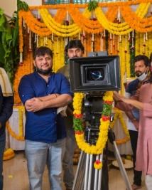 agent movie launch stills