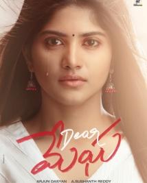 dear megha first look posters