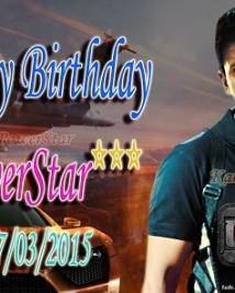 Happy Birthday PowerStar Puneeth Rajkumar Ranavikrama 2015 Edited By : Karthik PowerStar