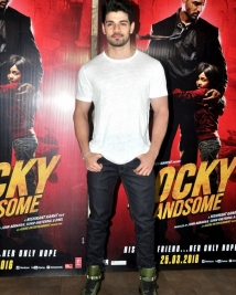 rocky handsome