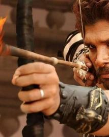 Allu Arjun as Gona Ganna Reddy