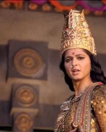 Rudhramadevi movie trailer photos